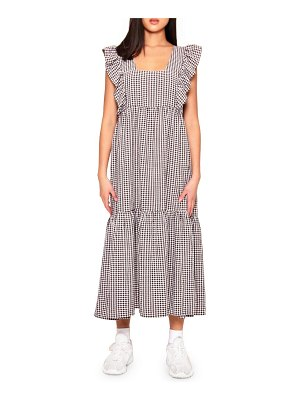 Absence of Colour wendy gingham sundress