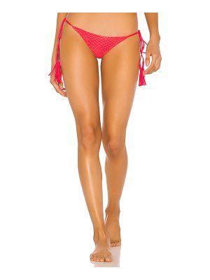 ACACIA SWIMWEAR Crochet Polihale Bottom