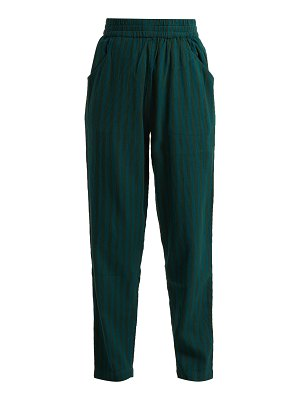 ace & jig Gatsby cotton trousers