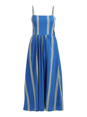 ace & jig kennedy striped cotton dress