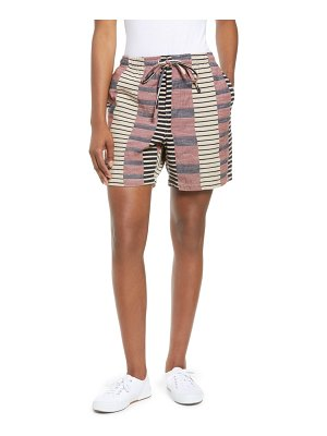 ace & jig kenny unisex shorts