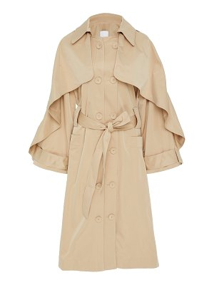 Acler fairfax oversized shell trench