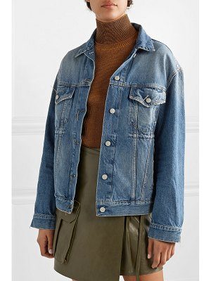 Acne Studios 2000 oversized denim jacket