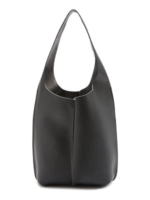 Acne Studios adrienne grained-leather tote bag