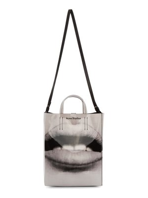 Acne Studios and white baker ap tote