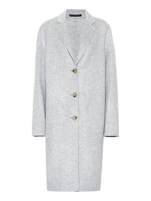 Acne Studios Avalon Doublé wool and cashmere coat