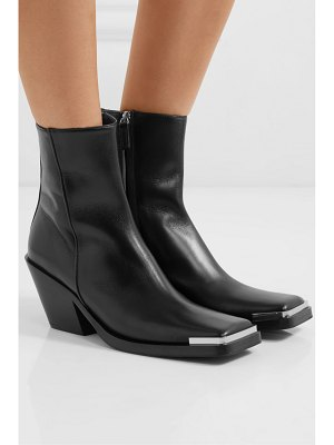 Acne Studios braxton leather ankle boots
