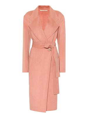 Acne Studios carice doublé wool and cashmere coat