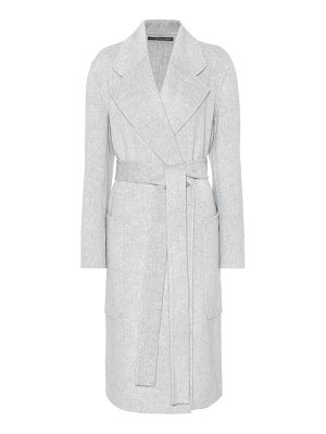 Acne Studios Carice wool and cashmere coat
