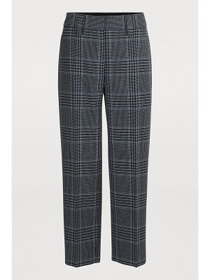 Acne Studios Checked tailored pants