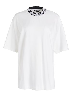 Acne Studios eternal rib face t-shirt