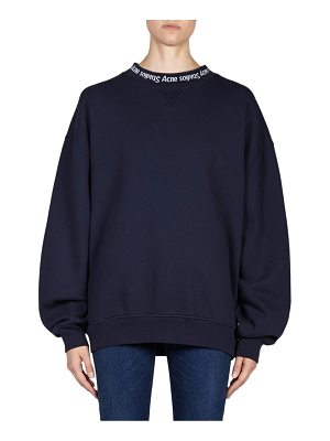 Acne Studios puffy sleeve sweater