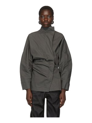 Acne Studios grey thelsa shirt