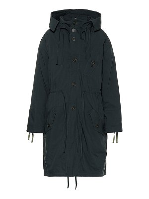Acne Studios hooded parka