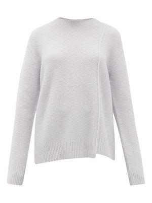 Acne Studios kerna side-seam brushed sweater