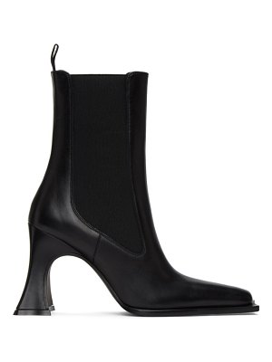 Acne Studios leather heeled boots