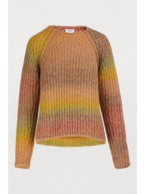 Acne Studios Maxi-knit sweater