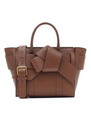 Acne Studios x mulberry bayswater musubi leather tote