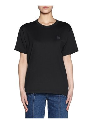 Acne Studios face cotton t-shirt