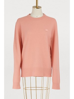 Acne Studios Nalon crew neck sweater