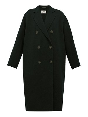 Acne Studios odethe double-breasted wool coat