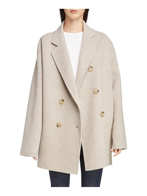 Acne Studios odine double breasted wool & cashmere coat