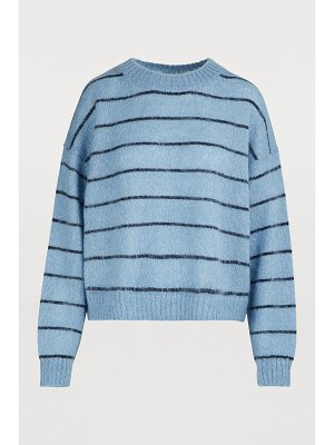 Acne Studios Oversized striped sweater