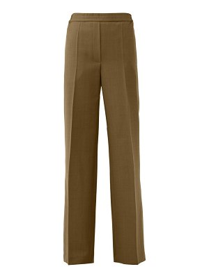 Acne Studios paminne wool-blend suit trousers