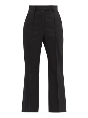 Acne Studios patina cropped tailored trousers