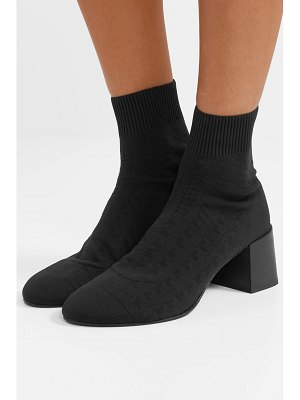 Acne Studios ribbed-knit sock boots