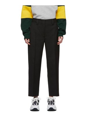 Acne Studios summer wool ruthie trousers