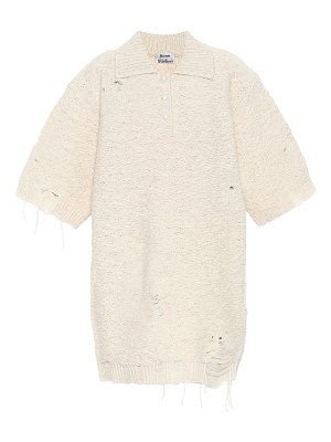 Acne Studios wool polo shirt