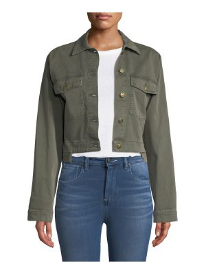 Acynetic Georgia Logan Step-Hem Jacket