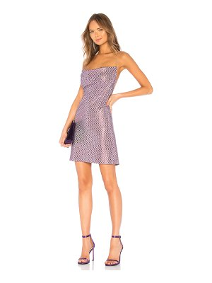 Adam Selman Bottom of My Heart Dress