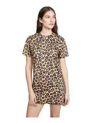 Adam Selman t mini dress