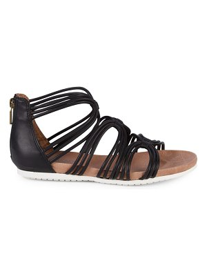 Adam Tucker by Me Too Shana Strappy Leather Sandals