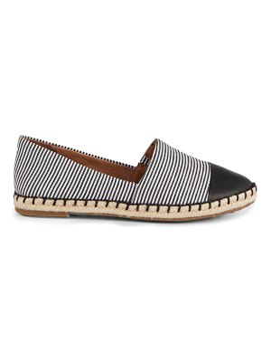 Adam Tucker by Me Too Steele12 Striped Espadrille Loafers