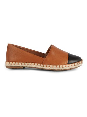 Adam Tucker by Me Too Steele4 Leather Espadrille Loafers