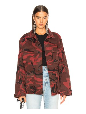 Adaptation Camo Surplus Jacket