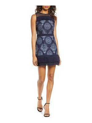 Adelyn Rae aeris lace cocktail dress