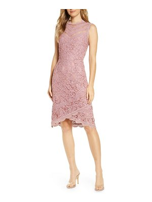 Adelyn Rae doreen lace cocktail dress