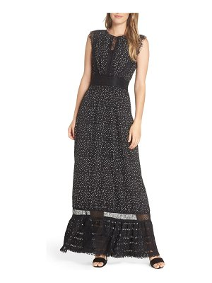 Adelyn Rae georgette maxi dress