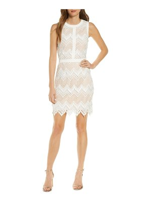 Adelyn Rae melody lace cocktail dress