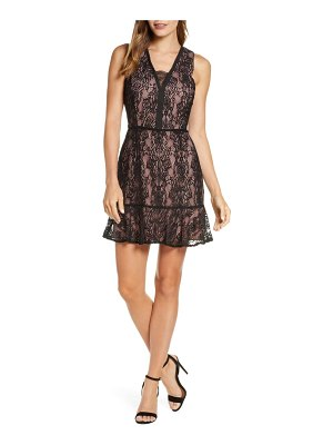 Adelyn Rae sophie lace dress