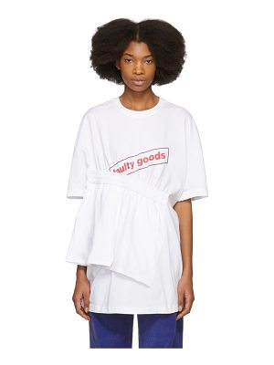 Ader Error Other Side T-shirt