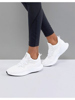 Adidas adidas alphabounce beyond in white