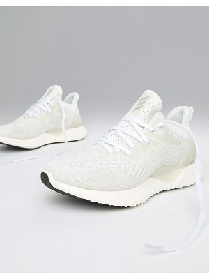 Adidas adidas Running Alphabounce Sneakers In Gray