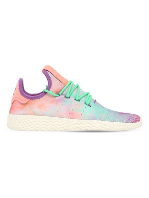 ADIDAS BY PHARRELL WILLIAMS Hu holi primeknit powder dye sneakers