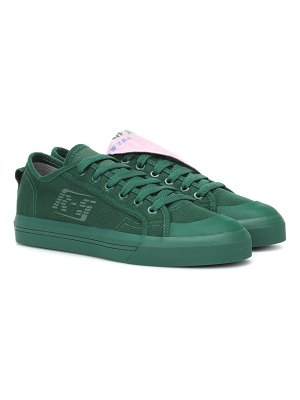 adidas by Raf Simons Spirit Low canvas sneakers