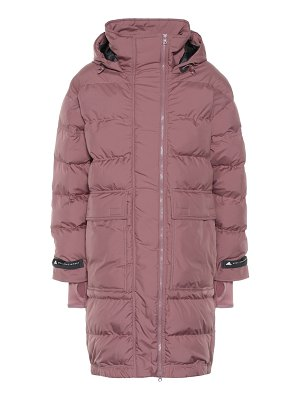 adidas by Stella McCartney long puffer jacket